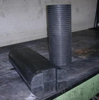 tacos vibradores TECAPLAS